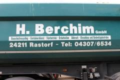 Fuhrpark - Kiesabbau- und Bodenkippbetriebe H.Berchim GmbH